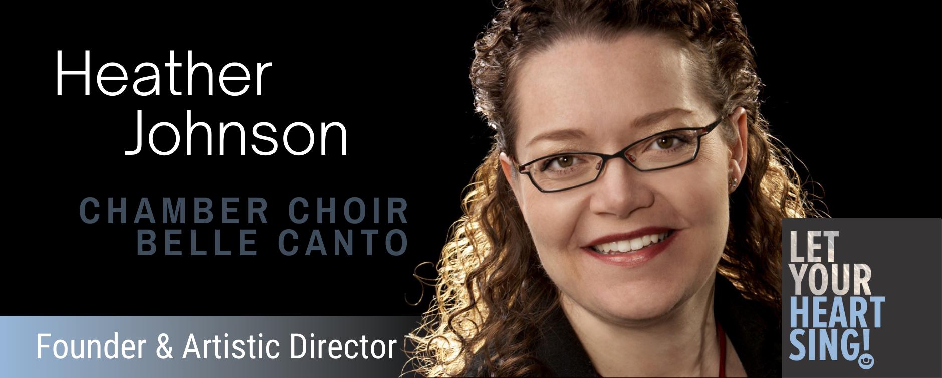 Heather Johnson - Founder & Artistic Director