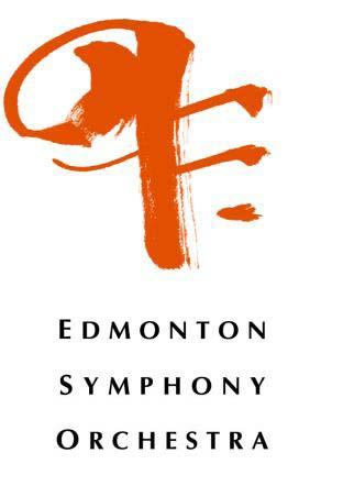 Edmonton Symphony logo